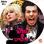 シド・アンド・ナンシー DVDラベル
