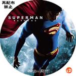 スーパーマン リターンズ DVDラベル
