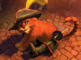 『長ぐつをはいたネコ』試写会