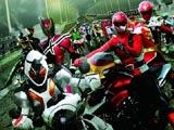 『仮面ライダー×スーパー戦隊 スーパーヒーロー大戦』完成披露試写会